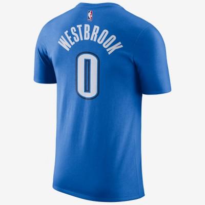 Nike NBA OKC Tee Russell Westbrook 'Icon Edition' 870796-403