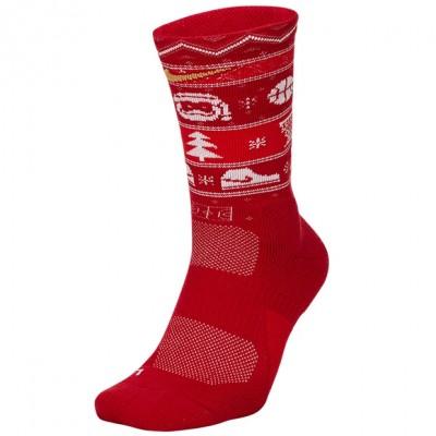 Nike Elite Crew X-mas 'Red'-SX7866-687