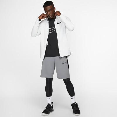 Nike Pro Men's 3/4 Basketball Tights 'Black'-AT3383-010