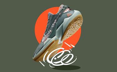 Nike Zoom Freak 2 Giannis Antetokounmpo