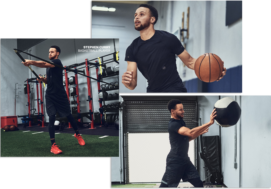 Under Armour Rush En Basketball Shoes Sneakers
